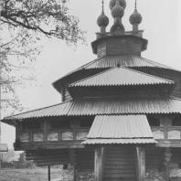 Богородицкая церковь из села Холм. 1552 г. Костромской музей-заповедник