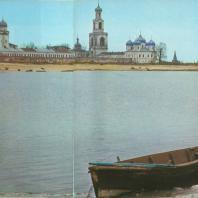 Юрьев монастырь. Новгород, XII—XVIII вв.