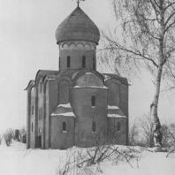 Церковь Спаса-Нередицы. Новгород, 1198 г.