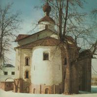 Церковь Параскевы-Пятницы. Новгород, 1207 г.