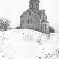 Церковь Николы на Липне. Новгород, 1292 г.