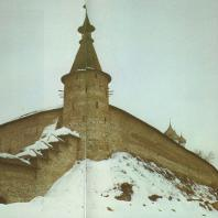 Псковский кремль. XIV—XVII вв.