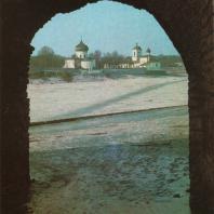 Мирожский монастырь. Псков, XII—XVIII вв.