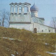 Церковь Богоявления в Запсковье. Псков, 1496 г.