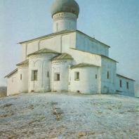 Церковь Василия на Горке. Псков, 1413 г.