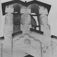 Церковь Николы на Усохе. Псков, 1536 г.