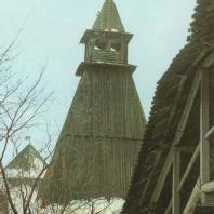 Печерская крепость. XVI в.