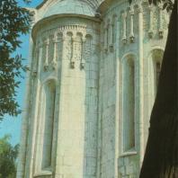 Дмитриевский собор. Владимир, 1194—1197 гг.