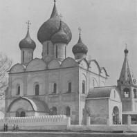 Рождественский собор. Суздаль, XIII—XVI вв.