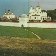 Покровский монастырь. Суздаль, XVI—XVIII вв.