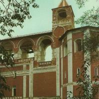 Спасо-Евфимиевский монастырь. Суздаль, XVI—XVII вв.