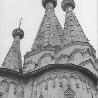 Успенская церковь («Дивная»). Углич, 1628 г.