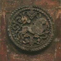 Рельеф ворот церкви Воскресения на Дебре. Кострома, 1652 г.