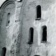 Старая Ладога. Церковь Георгия. Фрагмент южной стены. Вторая половина XII в.