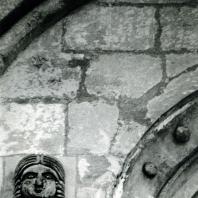 Владимир на Клязьме. Успенский собор. Фрагмент стены. 1158-1161