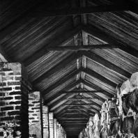 Соловецкий монастырь. Верхняя обходная галерея оборонительной стены