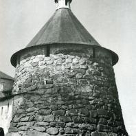 Соловецкий монастырь. Никольская башня