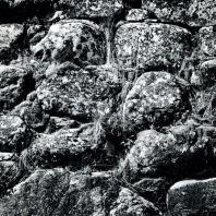 Соловецкий монастырь. Каменная кладка оборонительной стены