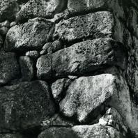 Соловецкий монастырь. Каменная кладка оборонительных стен