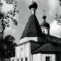 Ферапонтов монастырь. Церковь Мартиниана. 1640