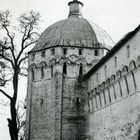 Звенигород. Саввино-Сторожевский монастырь. Башня. XVI-XVII вв.