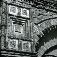 Переславль-Залесский. Часовня-Крест. Фрагмент стенной отделки. 1557
