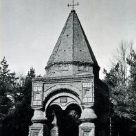 Переславль-Залесский. Часовня-Крест. 1557