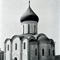 Переславль-Залесский. Спасо-Преображенский собор. 1152