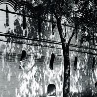Москва. Спасо-Андроников монастырь. Оборонительная стена. Фрагмент. Вторая половина XVII в.
