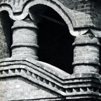 Москва. Крутицкий теремок. Боковая галерея. Фрагмент. 1694