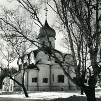 Александров. Троицкий собор. Вид с восточной стороны. 1570