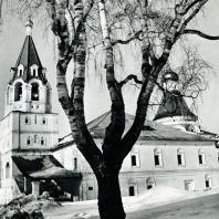 Александров. Успенский монастырь. Покровский собор. XVI в.