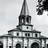 Коломенское. Передние ворота. 1671-1672