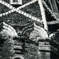Коломенское. Церковь Вознесения. 1532. Фрагмент