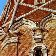 Коломенское. Церковь Вознесения. Фрагмент. 1532