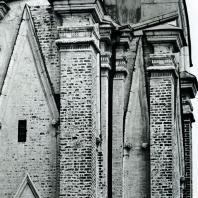 Коломенское. Церковь Вознесения. Фрагмент стены. 1532
