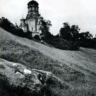 Дьяково. Церковь Иоанна Предтчи. 1547