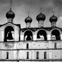 Ростов Великий. Звонница