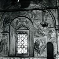 Ростов Великий. Церковь Иоанна Богослова. Роспись стены