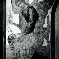 Ростов Великий. Церковь Иоанна Богослова. 1683. Фрагмент росписи
