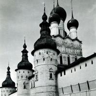 Ростов Великий. Церковь Иоанна Богослова