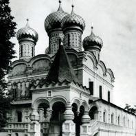 Ипатьевский монастырь. Троицкий собор. 1652