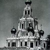 Фили. Церковь Покрова. 1693