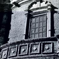 Фили. Церковь Покрова. Фрагмент. 1693