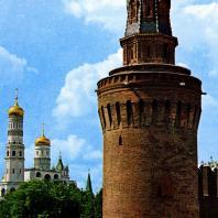 Москва. Кремль. Беклемишевская башня