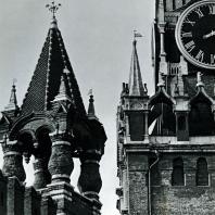 Москва. Кремль. Царская башня. 1680